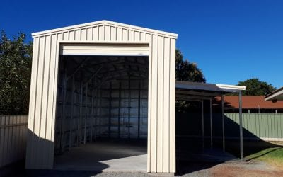 3 Ways To Keep The Cost Down When Building Your New Residential Shed