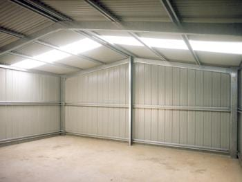 storage shed skylight